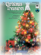 Christmas Treasures, Level 2 (Book, CD & GM Disk)
