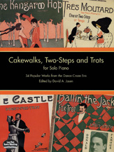 Cakewalks, Two-Steps and Trots