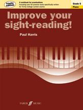 Improve your sight-reading! Trinity Piano, Grade 5 (Book)