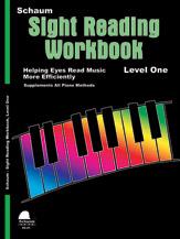Sight Reading Workbook, Level 1 (Book)