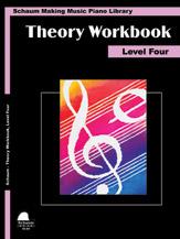 Theory Workbook, Level 4 (Book)