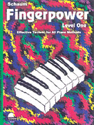 Fingerpower Book, Level 1 (Book)