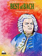Best of Bach, Level 4 (Book)