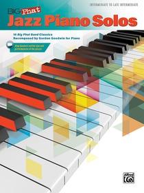 Big Phat Jazz Piano Solos (Book)
