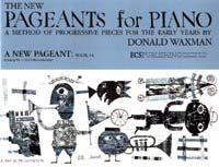 The New Pageants for Piano, Piano Pageant, Book 1A