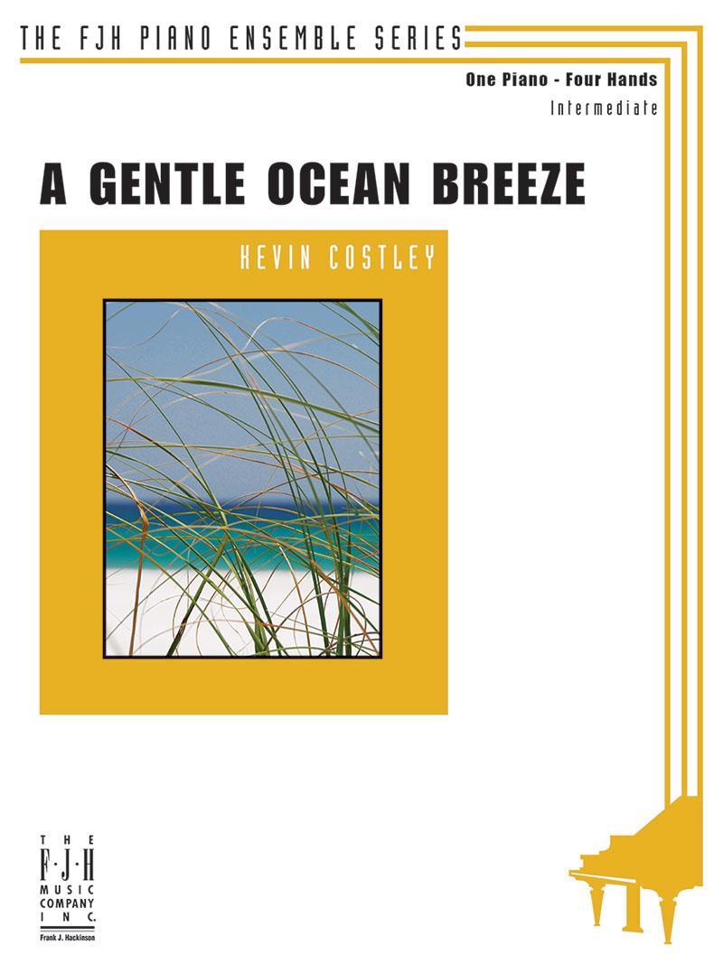 A Gentle Ocean Breeze