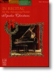In Recital: for the Advancing Pianist - Popular Christmas