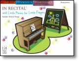 In Recital with Little Pieces for Little Fingers, Preparatory