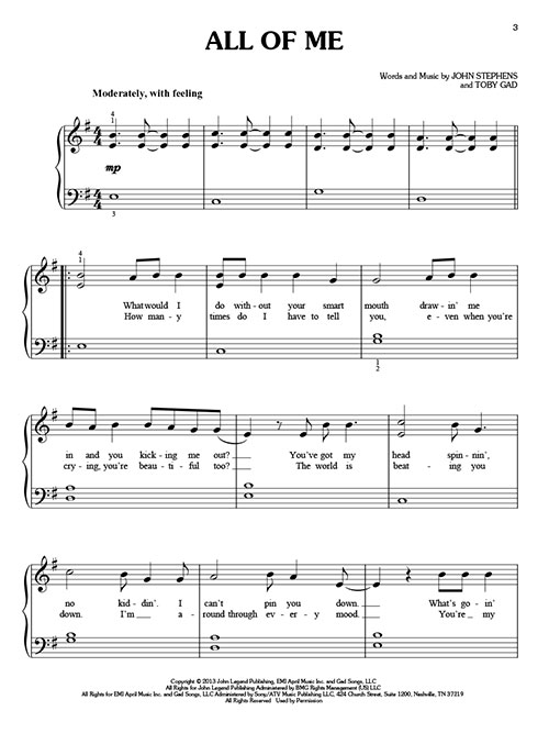 how to play a simple song on the piano
