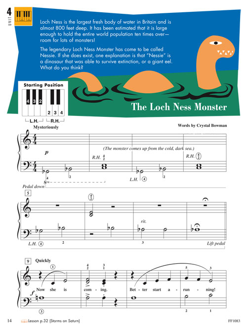 Piano Adventures - Performance Book - Level 2A (Second