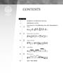 Beethoven: Sonata No. 29 in B- Sheet Music by Ludwig van Beethoven - G. Schirmer, Inc. - Prima Music Contents