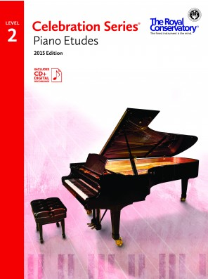 Celebration Series (2015 Edition) - Piano Etudes 2 (Includes Digital Recordings)