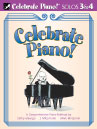 Celebrate Piano! - Solos 3 & 4 Sheet Music by Cathy Albergo, J. Mitzi Kolar, Mark Mrozinski - Stipes Publishing - Prima Music Cover