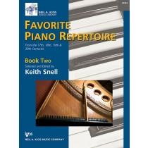 Favorite Piano Repertoire, Book Two