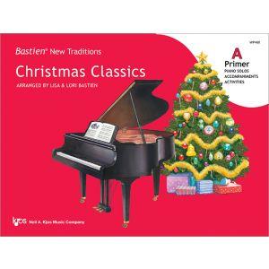 Bastien New Traditions: Christmas Classics - Primer A