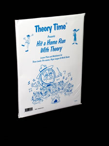 Hit a Home Run With Theory! - Lesson Plans and Worksheets