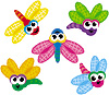 SuperShapes - Dandy Dragonflies