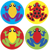 SuperSpots - Tropical Frogs
