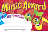 Recognition Awards - Music Award