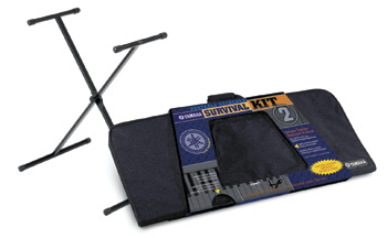Yamaha Portable Keyboard Survival Kit 2