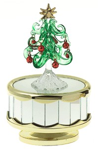 Christmas Tree Music Box (6.5