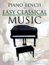 The Piano Bench Of Easy Classical Music