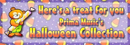 Halloween Collection at Prima Music - Piano Music Teachers save 25% on over 1.4 million items with free shipping - Sheet Music and more!