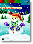 In Recital: with Popular Christmas Music, Book 2 (with CD)