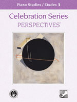 Celebration Series Perspectives, Piano Studies/Etudes 3