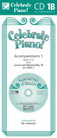 Celebrate Piano! - CD Accompaniments 1B