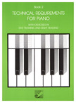 Technical Requirements for Piano, Book 2 (1984 Edition)