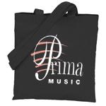 Prima Music Cotton Tote Bag