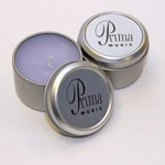 Prima Music Travel Candle